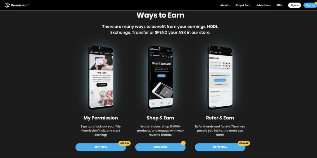 Comment gagner des cryptomonnaies gratuitement-permission.io