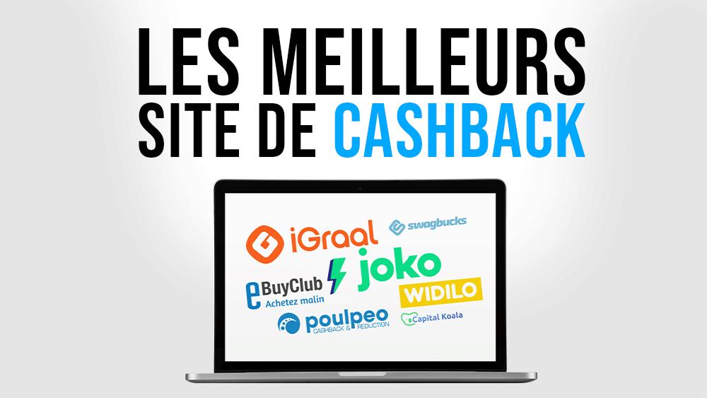 Les meilleurs sites de cashback en 2021