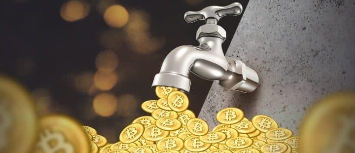 robinet de Bitcoin Faucet